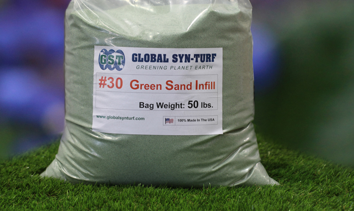 Green Sand Synthetic Grass Synthetic Grass Tools Installation Columbus