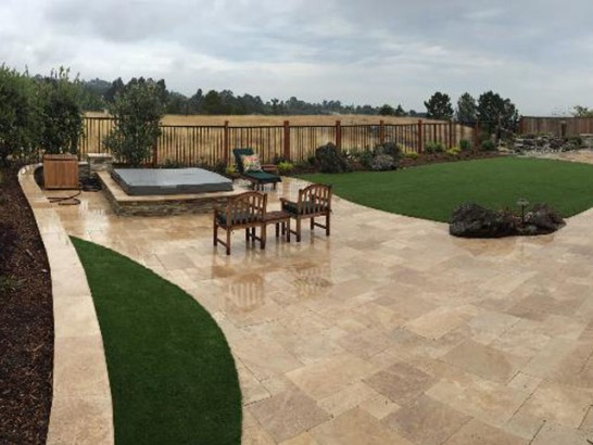 Artificial Grass Photos: Artificial Grass Carpet Kettering, Ohio Rooftop, Backyard Landscape Ideas