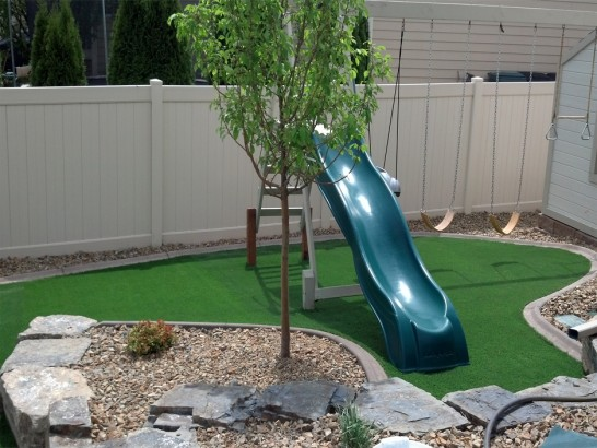 Artificial Grass Photos: Fake Grass Carpet Trimble, Ohio Landscape Photos, Backyard Landscaping Ideas