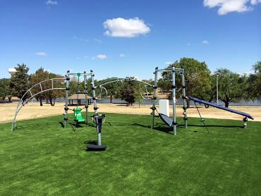 Artificial Grass Photos: Faux Grass West Liberty, Ohio Playground Flooring, Recreational Areas