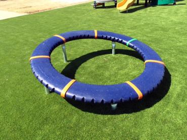 Artificial Grass Photos: Grass Carpet Kingston, Ohio Playground Turf, Recreational Areas