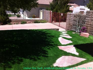 Artificial Grass Photos: Grass Installation Worthington, Ohio Gardeners, Pavers