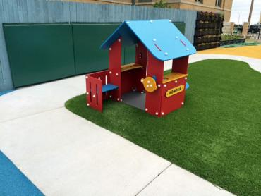 Artificial Grass Photos: Green Lawn Richwood, Ohio Playground, Commercial Landscape