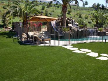Artificial Grass Photos: Green Lawn South Vienna, Ohio Landscaping Business, Backyard Pool