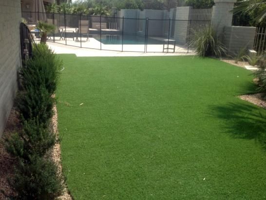 Artificial Grass Photos: How To Install Artificial Grass Darbyville, Ohio Lawn And Landscape, Kids Swimming Pools