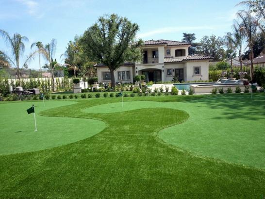 Artificial Grass Photos: Installing Artificial Grass Saint Louisville, Ohio Lawns, Landscaping Ideas For Front Yard