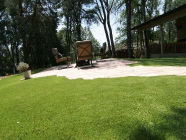 Plastic Grass Green Meadows, Ohio Lawns, Backyard artificial grass