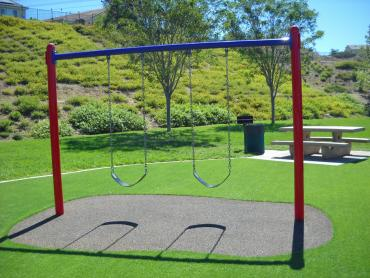 Artificial Grass Photos: Synthetic Lawn Marseilles, Ohio Upper Playground, Recreational Areas