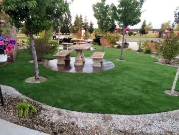 Artificial Grass Photos: Synthetic Turf Centerburg, Ohio Landscape Design, Commercial Landscape